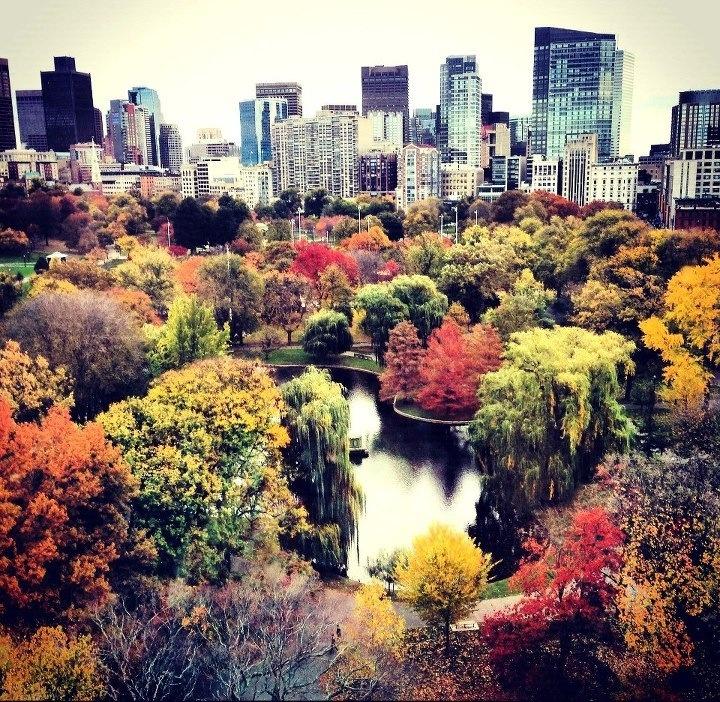 Boston… just amazing!!