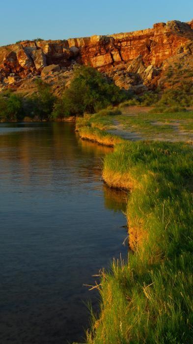 The Edge - Bottomless Lakes, New Mexico