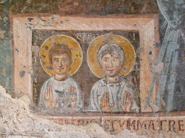 Symbolism and Early Christian Art Academic Essay