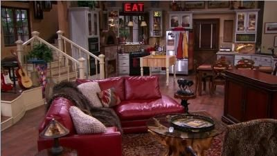 hannah montana season 4 new house - Google Search  moved to a ranch in Malibu