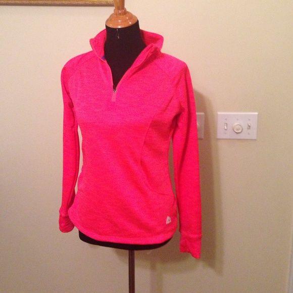 Top Never worn ladies running jacket bright orange or pink rbx Tops Sweatshirts & Hoodies