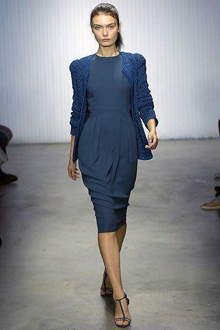 Bruce Spring 2008 Ready-to-Wear Fashion Show - Anna Mariya Urazhevskaya