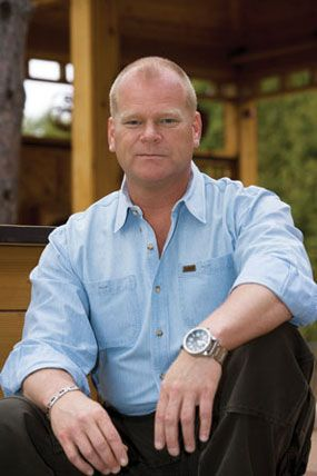 """Mike Holmes from HGTV - likes to """"make things right"""" in homes builders and remodelers have cut corners on. Kudos to his integrity."""