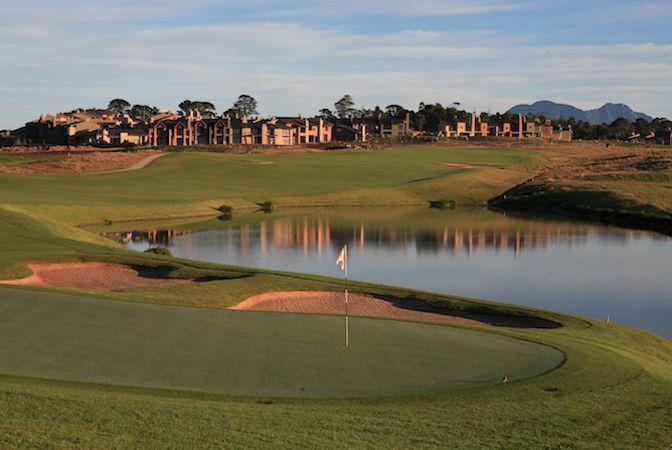 Oubaai golf club, sudafrica