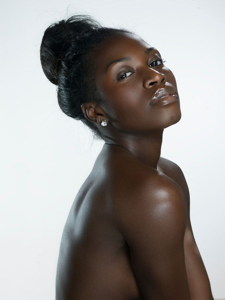 Dark Skin Women Naked