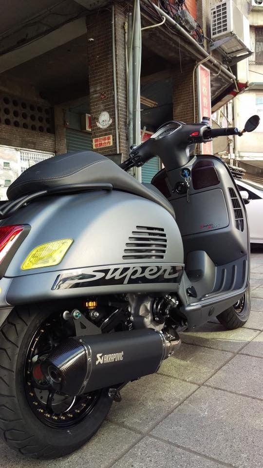 Scotter super 300