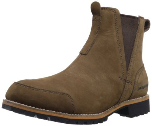 Patagonia Men's Tin Shed Chelsea Boot,Dark Earth,11 M US - http://authenticboots.com/patagonia-mens-tin-shed-chelsea-bootdark-earth11-m-us/