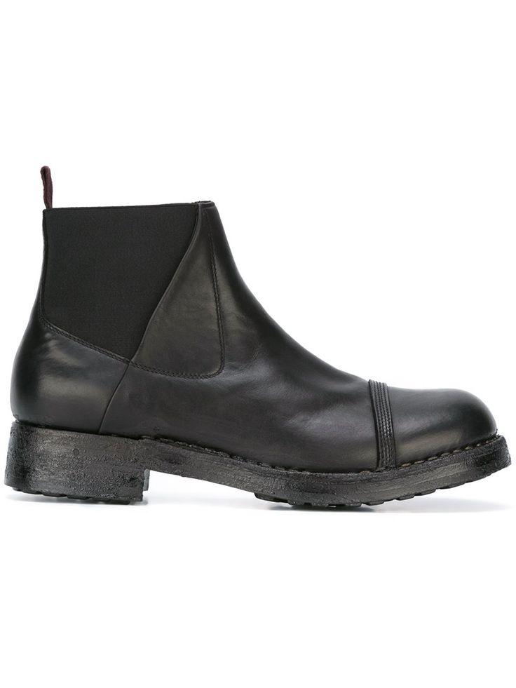 Silvano Sassetti ботинки челси на каблуках-столбиках