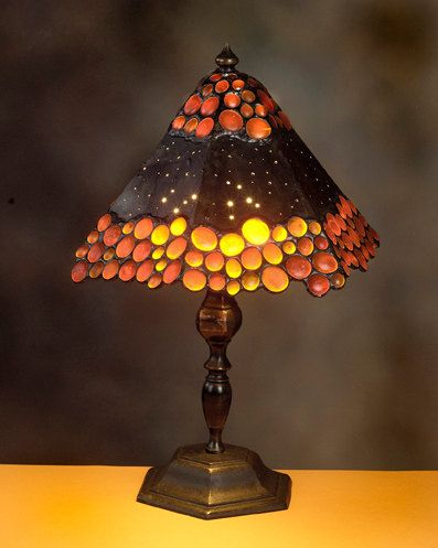 The desert nights lampshade lmpi pinterest etsy mozeypictures Image collections