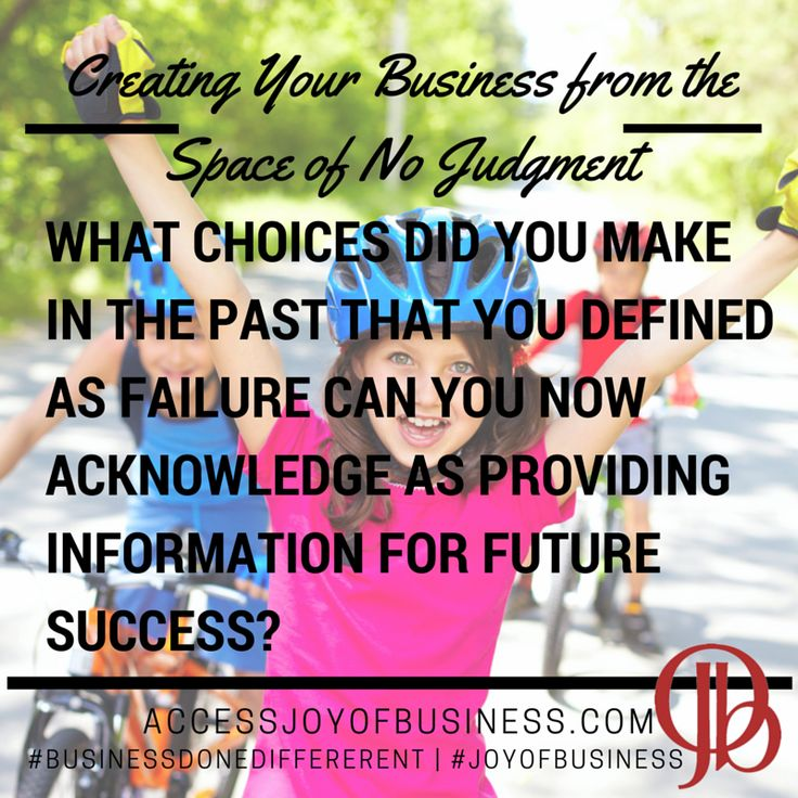 What if every choice creates awareness? If something didn't work for you, you can choose again and choose again - instead of making yourself wrong. What can you create NOW? #joyofbusiness #businessdonedifferent