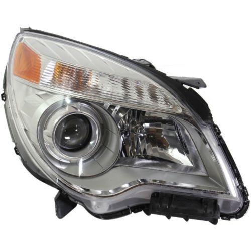2010-2015 Chevy Equinox Head Light RH, Composite, Assembly, Halogen