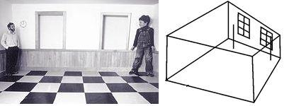 CALLEJEROS ARTÍSTICOS: Ilusiones ópticas para niños/as ( tercera parte )