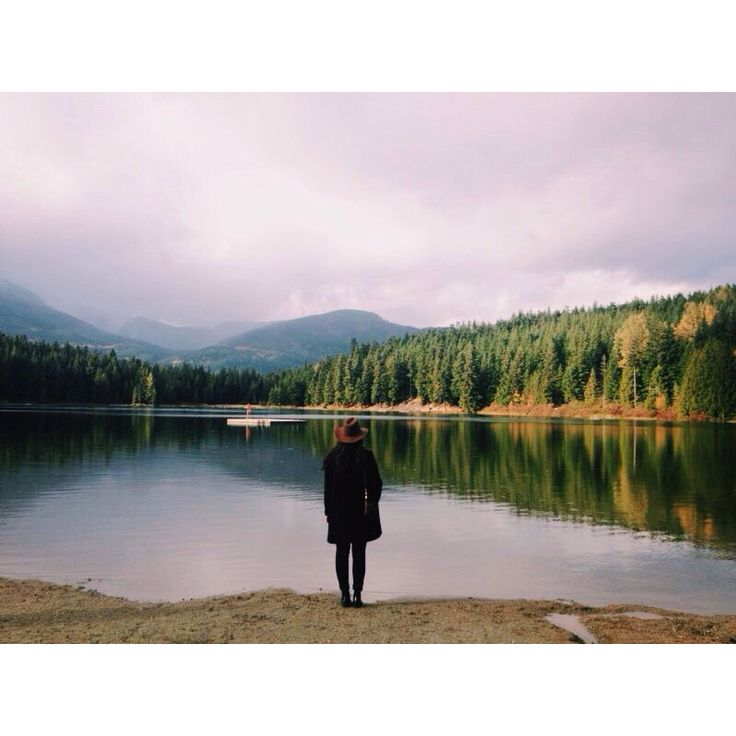 That crisp fall air #whistler