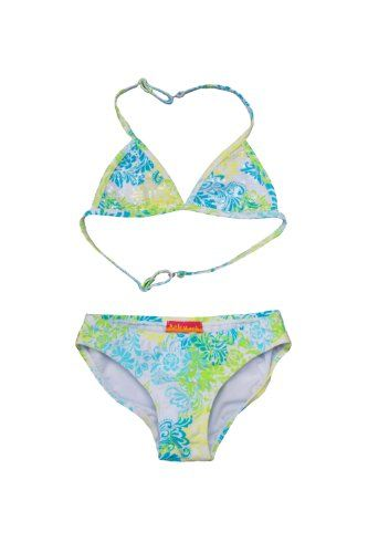 Cool! :)) Pin This & Follow Us! zBikinis.com is your bikini Gallery ;) CLICK IMAGE TWICE for Pricing and Info :)  SEE A LARGER SELECTION  of   kids and junior swimsuit  at  http://zbikinis.com/category/bikini-categories/girls-and-juniors-swimsuit/ -  #bikini #bikinis #swimsuit #swimsuits #womens #swimwear #kids #junior #girlsswimsuit #kidsswimsuit #juniorswimsuit – Kate Mack Girl's 2-6X Tropical Tattoo Bikini with Sequin Top in Aqua – Size 5 « zBikinis.com