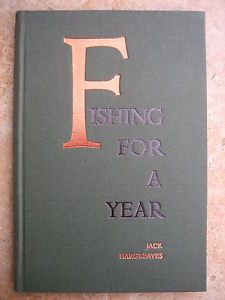 a fishing for a year jack hargreaves limited edition fishing book bernard venables