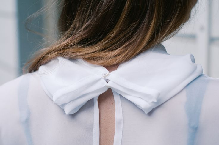 Grétka is wearing a chiffon blouse, that will be a part of the new collection. Grétka is wearing a chiffon blouse, that will be a part of the new collection. Shop here: http://meandm.bigcartel.com/