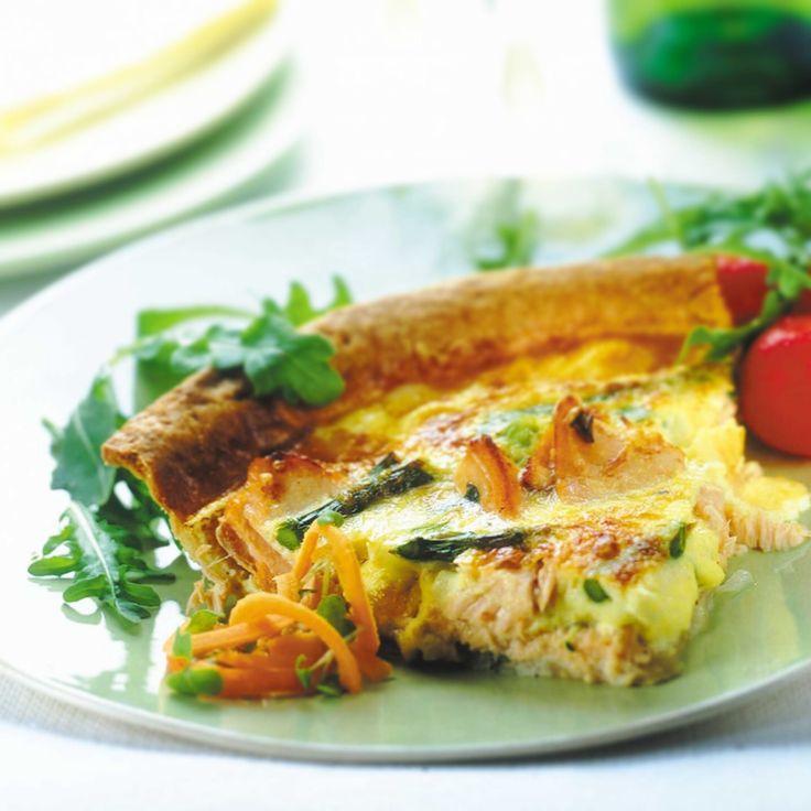 """@Marecosta_cl: Lunes ideal para un """"Quiché de Salmón"""" #marecosta #gourmet #recetas #healtyfood #chilegourmet"""