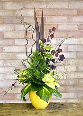 Best 25+ Modern flower arrangements ideas on Pinterest | Modern floral  arrangements, Modern floral design and Contemporary flower arrangements