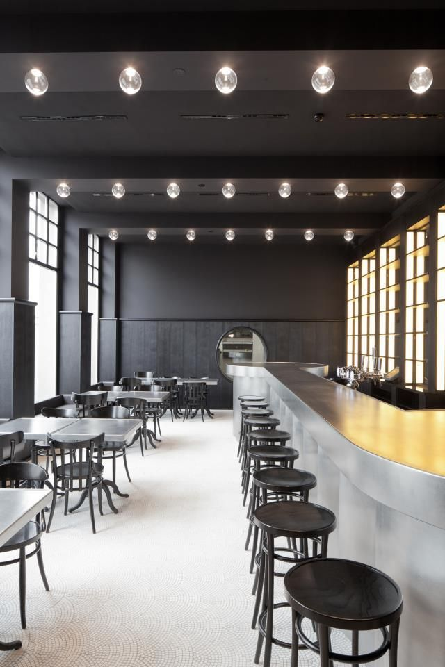 Herzog & de Meuron recently finished work restoring a classic 1925 building in the heart of the city. Volkshaus Basel,