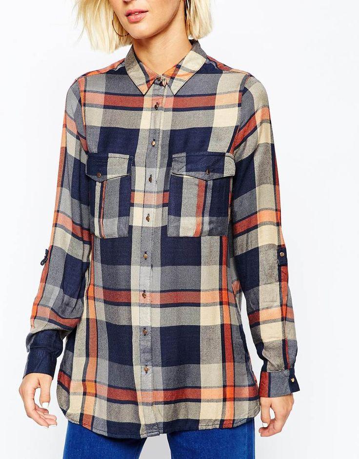 Image 3 ofRiver Island Checked Shirt