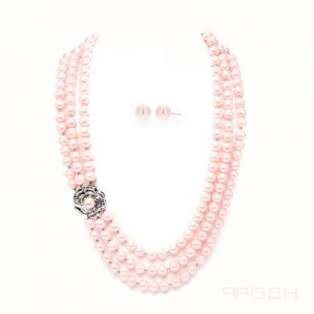 POSH Vibe - Elyse - Necklace Set