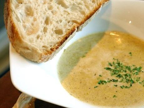 Höstig moberg-soppa