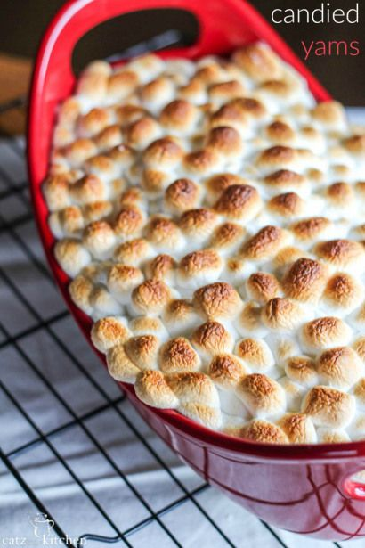 Recipe Sweet Yams Marshmallows