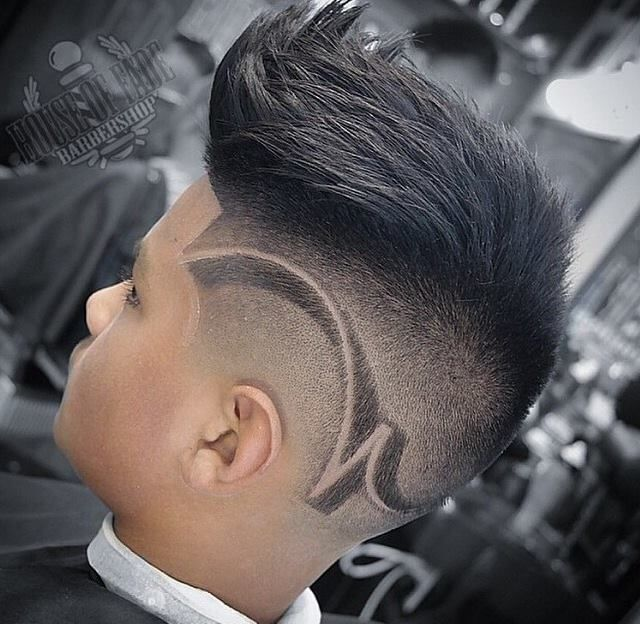 barber hair designs for men - photo #4
