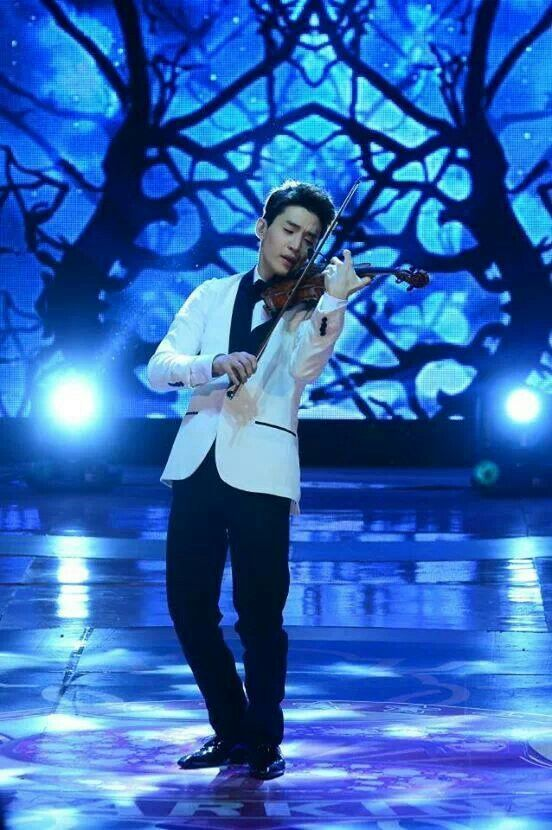 Henry lau... I SUPER ADORE THIS KID