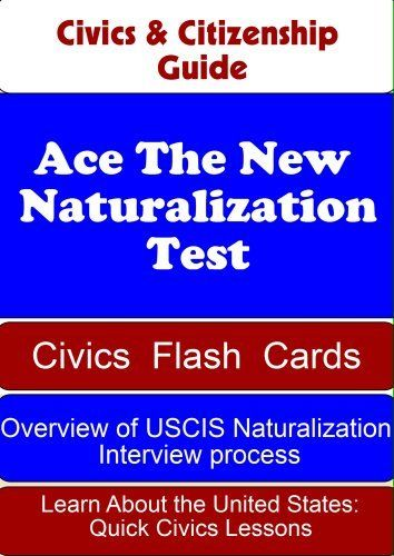 Civics Flash Cards For The Naturalization Test Free