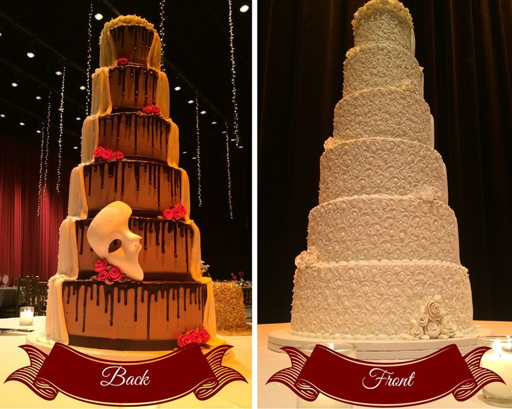 magificent wedding cake design by st louis own jillyscupcake it was