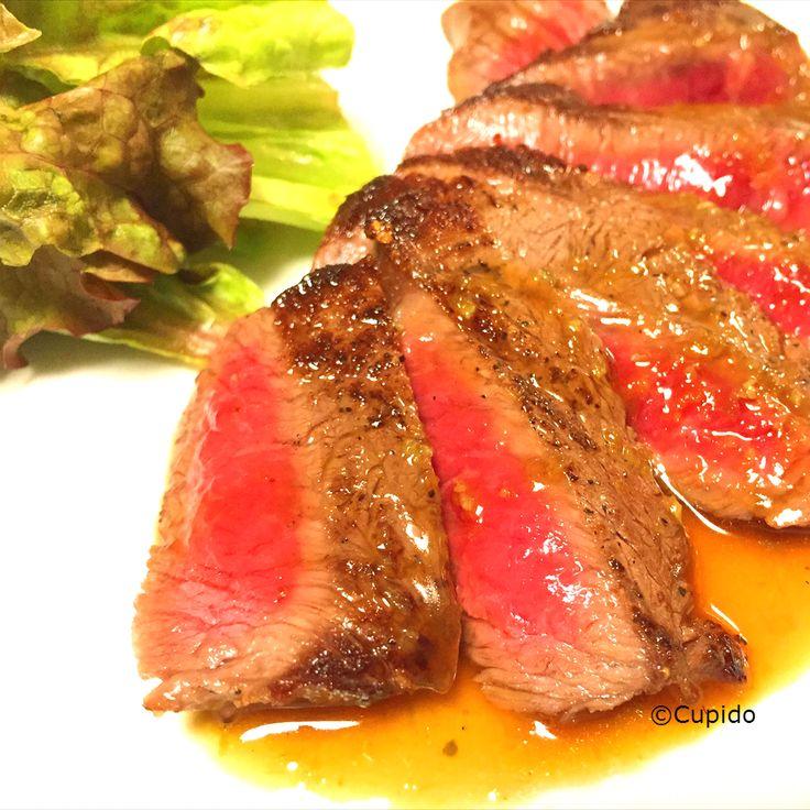 Wasabi Sauce for Beef Steak 2_©Cupido