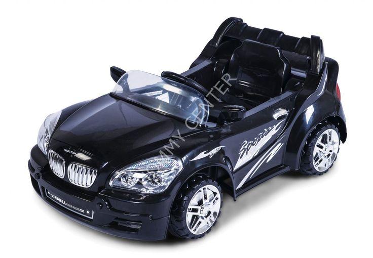 Baby2Go 9326 Akülü Kumandalı BMW Araba Siyah | Baby2Go | Akülü Arabalar