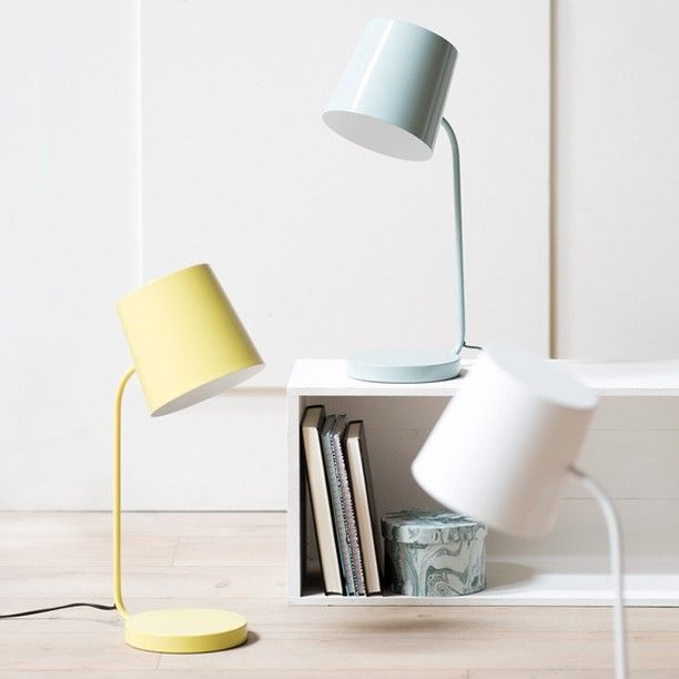 Clara prefers plenty of light when she reads. Do you need more light at your desk? Table lamp, H: 45 cm, price DKK 198,00 / SEK 274,00 / NOK 279,00 / EUR 27,70 / ISK 5218 *NB! The table lamp is not available for sale in Ireland and the UK.