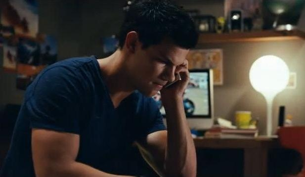 Artemide Castore in the movie Abduction with Taylor Lautner