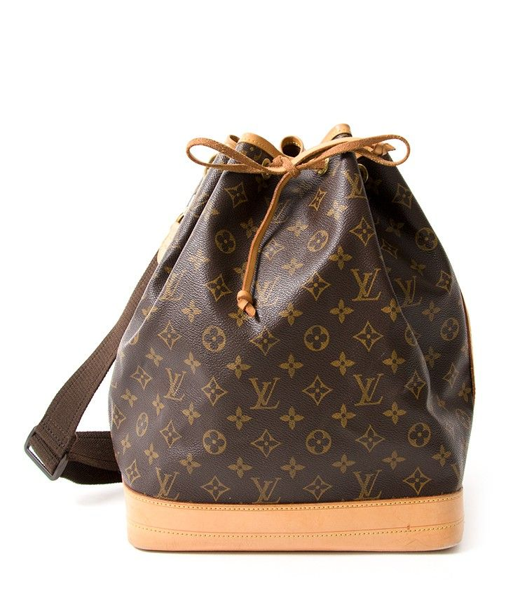 18e978dcd11f Louis Vuitton Monogram Noé Monogram Bag authentique seconde main en ligne  shopping webshop Anvers Belgique LabelLOV mode en vog…