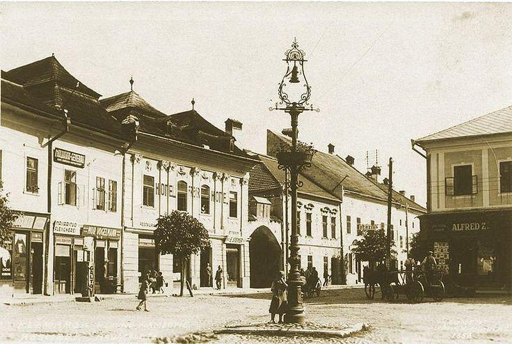Soubor: Starý Kežmarok - Hlavné námestie.jpeg