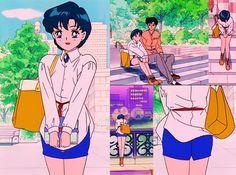 Sailor Mercury outfit - episode 97