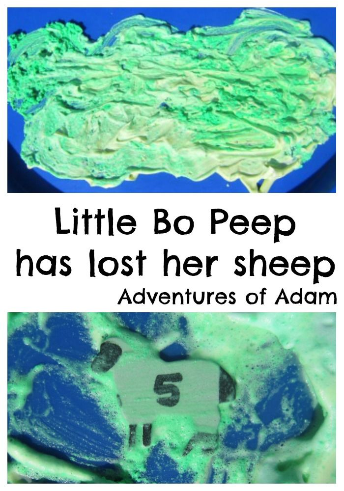 Little Bo Peep and her Lost Sheep | http://adventuresofadam.co.uk/little-bo-peep-lost-sheep/
