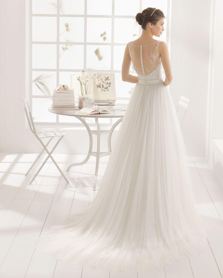 Mejores 47 imágenes de Vestidos de novia en Pinterest | Vestidos de ...