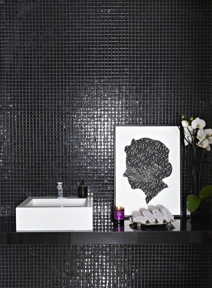518 best Bathroom areas and powder rooms images on Pinterest | A ...