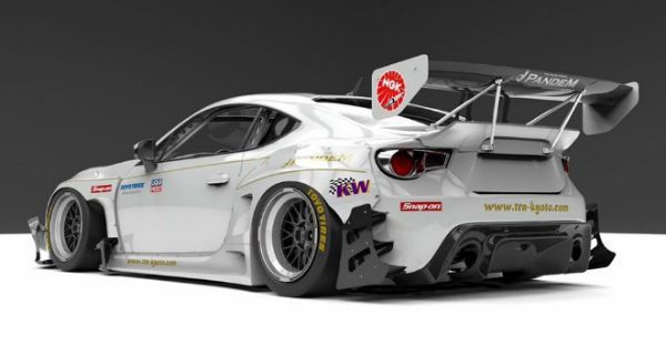 2018 Scion Frs Is The Featured Model Rocket Bunny Image Added In Car Pictures Category By Author On May 24