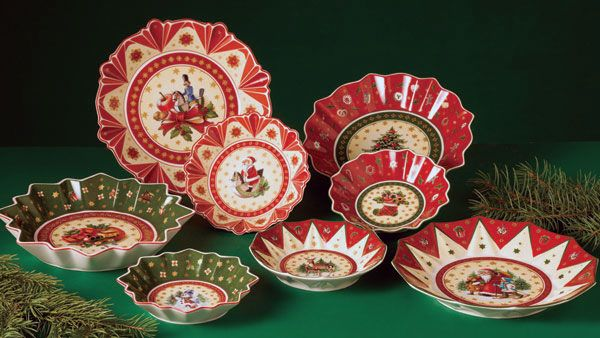 Villeroy boch toy 39 s fantasy love these christmas for Villeroy and boch christmas
