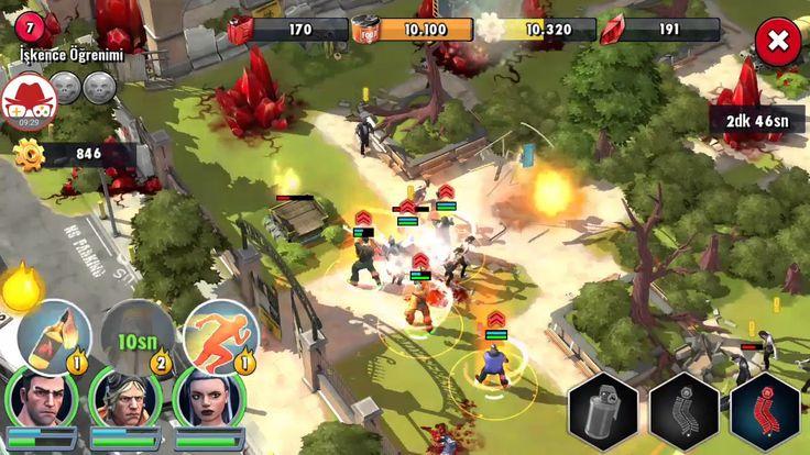 Hızlı Saldırılar ve Karakter Geliştirme - Zombie Anarchy
