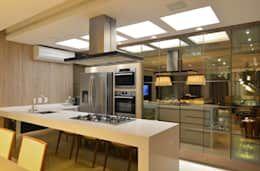 29 armários de cozinha modernos e funcionais