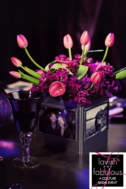Metal Picture Frame Centerpieces Great Ideas Pinterest