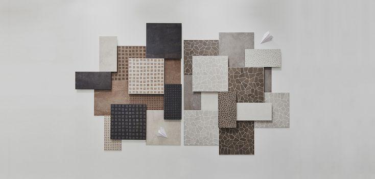 Ceramiche Piemme 2016 - Bits collection - Gordon GuillaumierGordon Guillaumier