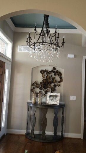 Foyer Tray Ceiling : Best ideas about tray ceilings on pinterest painted
