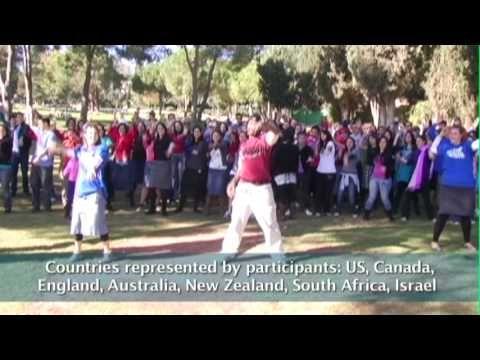 The Making of the Nefesh B'Nefesh Jerusalem Flash Mob