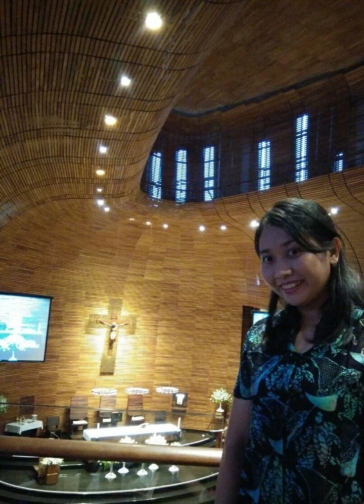 Gereja Stella Maris Pluit